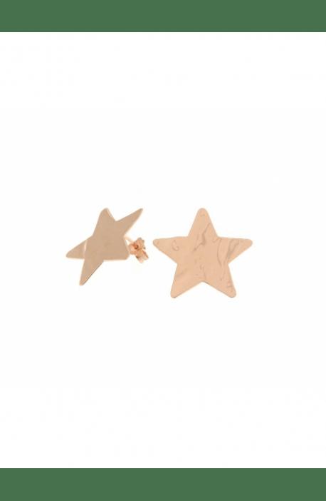Orecchini lobo pieni goldenfall  Rue des Mille stelle