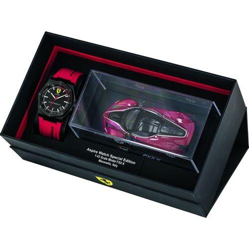 Orologio Ferrari aspire nero - FER0870030