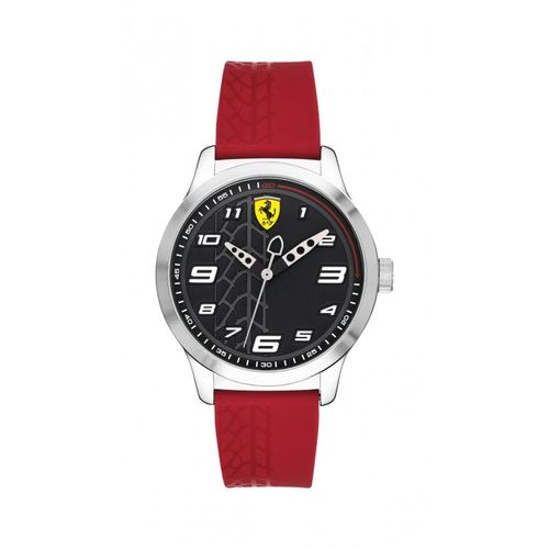 Orologio Ferrari pitlane bordeaux - FER0840019