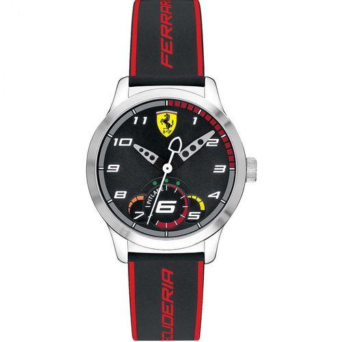 Orologio Ferrari pitlane nero - FER0860003