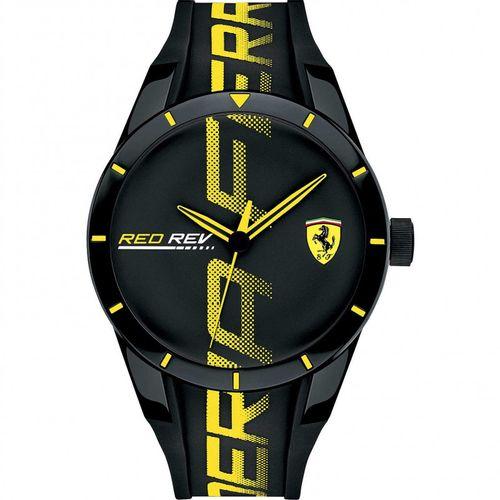 Orologio Ferrari redrev giallo - FER0830615