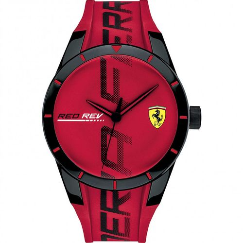 Orologio Ferrari redrev rosso - FER0830617