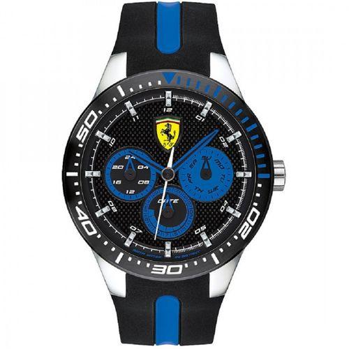 Orologio Ferrari redrev t blu multifunzione - FER0830587