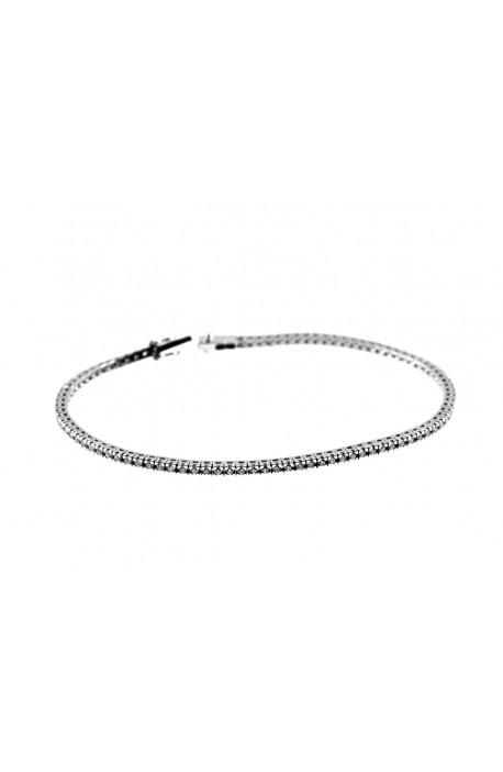 bracciale tennis tennis di diamanti kt. 1,00 Opera Italiana Jewellery