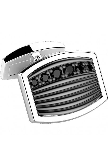 Gemelli in argento ZANCAN da uomo - Cosmopolitan EXG 052