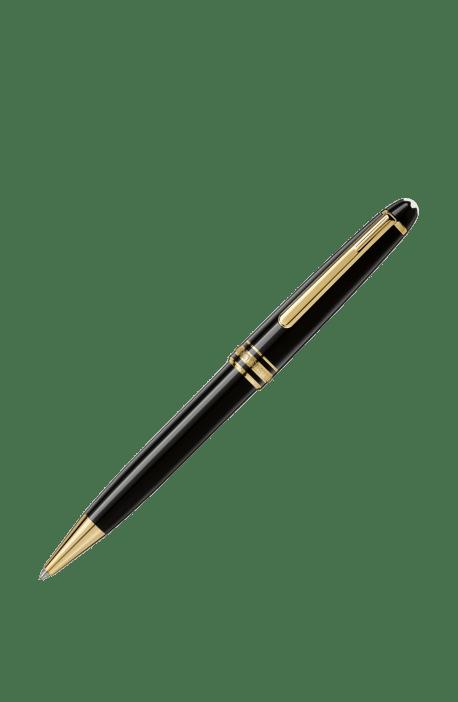 Penna a sfera Meisterstück Gold-Coated Classique NERA - MONTBLANC