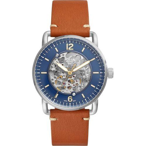 Fossil orologio uomo Commuter A. In acciaio inossidabile di colore silver   FS5376