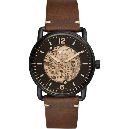 Fossil orologio uomo Commuter A. In acciaio inossidabile di colore nero  ME3158