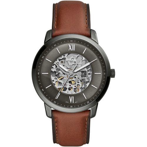 Fossil orologio uomo Neutra Automatic. In acciaio inossidabile. Quadrante  grigio. ME3161