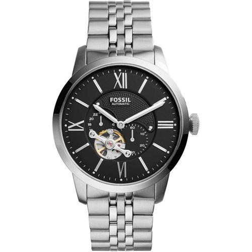 Fossil orologio uomo Townsman A.In acciaio inossidabile di colore silver  ME3107