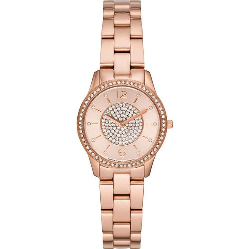 Michael Kors orologio donna Runway. In acciaio inossidabile di coloe rose gold. MK6619