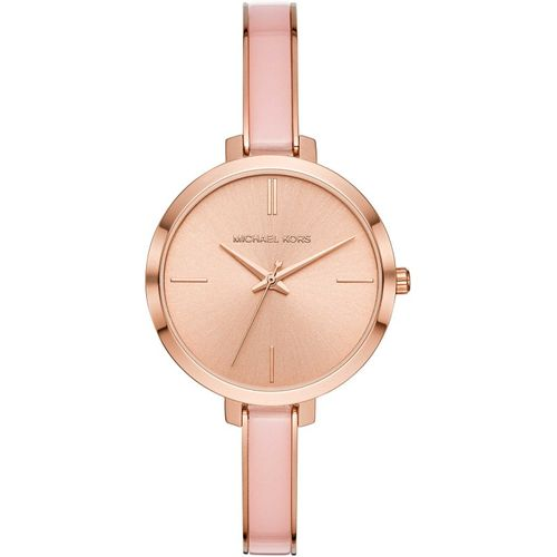 Michael Kors orologio donna Jaryn.Quadrante di colore rose gold.  MK4343
