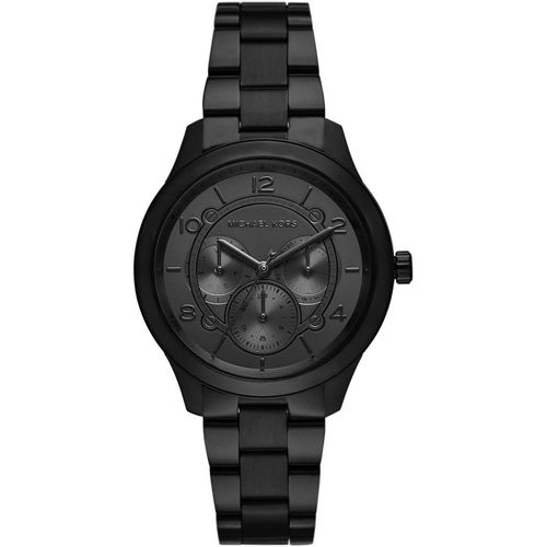 Michael Kors orologio donna Runway.Quadrante di colore nero.  MK6608