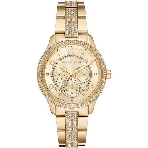Michael Kors orologio donna Runway.  In acciaio inossidabile di colore gold.   MK6613