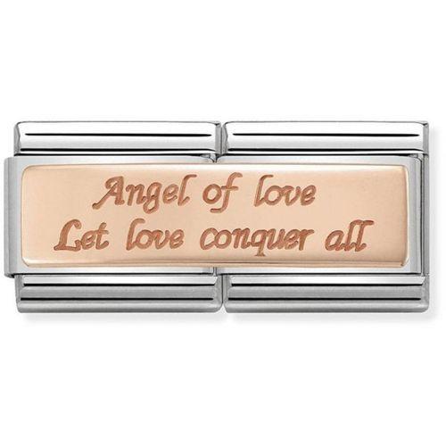 Nomination composable link angel rosè