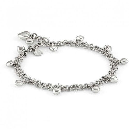 NOMINATION Bracciale ROCK IN LOVE Bianco