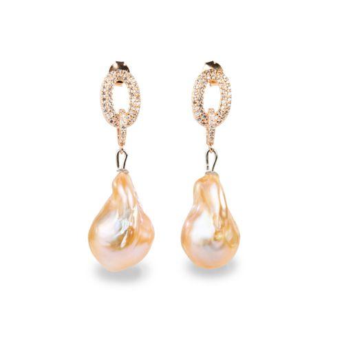 MIDI JEWELS orecchini con perle barocche