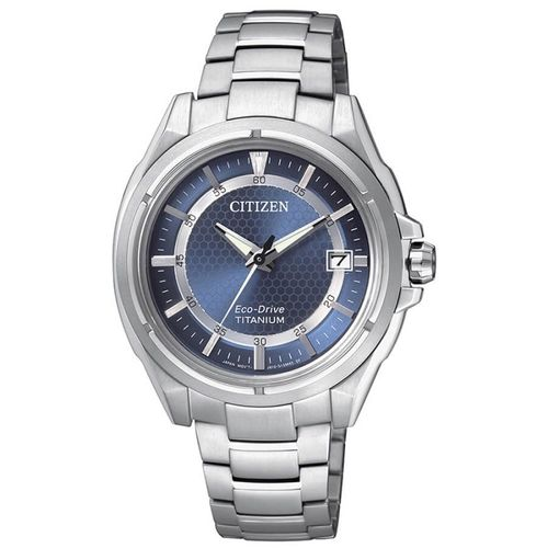 CITIZEN lady 6040 SUPER TITANIUM blue