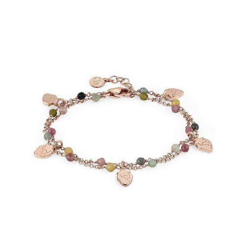 NOMINATION Bracciale argento rosato MON AMOUR Fragola