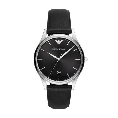 Emporio Armani orologio uomo Adriano nero solo tempo - AR11287
