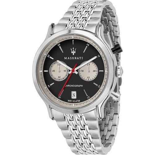 Orologio Maserati legend black dial chrono