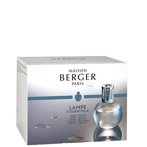 Maison Berger Essentielle Ronde Trasp + 250ml Caresse De Coton + 250ml Air Pure