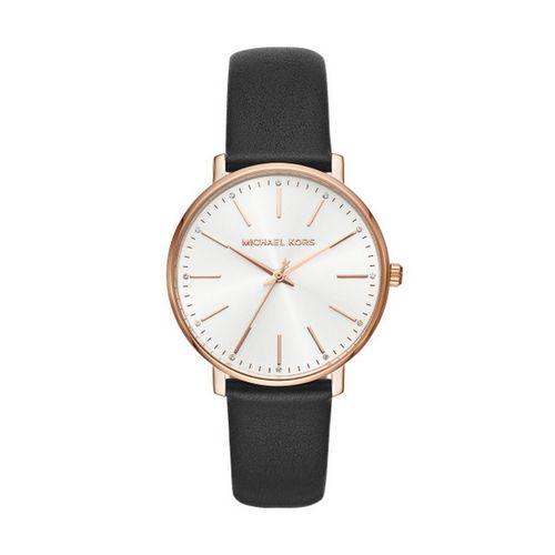Michael Kors orologio donna Pyper. In acciaio inossidabile di colore rosè MK2834