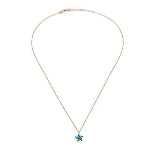 Kurshuni Collana Sea Star Rose Gold KY566-200RS